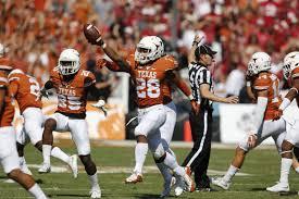 Report: Texas RB Kirk Johnson underwent knee surgery last week - Burnt  Orange Nation