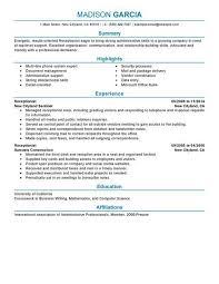 medical front desk resume   resume for business analyst positionmedical front desk resume front desk medical receptionist objectives resume best receptionist resume example livecareer