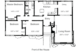 small house plans free plans for 3 bedroom 1 bathroom house free small house floor plans small house plans