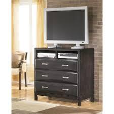 ashley furniture chest of drawers. Ashley Furniture Kira 3 Drawer Media Chest Of Drawers L