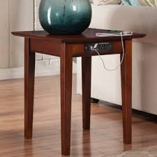 charging end table. Ithaca End Table With Charging Station E