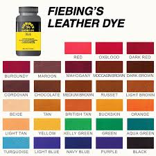 fiebing s leather dye