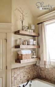 bathroom shelves decor. Floating Shelves Bathroom Decor T