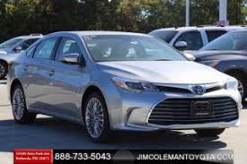 2018 toyota avalon limited. delighful 2018 2018 toyota avalon limited in bethesda md  jim coleman inside toyota avalon limited