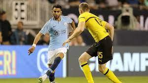 Riyad Mahrez pleased with Manchester City debut despite Borussia Dortmund  loss