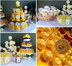 Bee Baby Shower Theme  MARGUSRIGA Baby PartyBumble Bee Baby Shower Party Favors