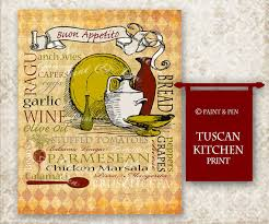 on italian wall art decor with tuscan kitchen decor tuscan wall art italian kitchen sign