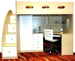bunk bed with desk and couch. Loft Beds With Desk And Couch Bed Bunk Bedroom R
