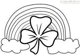 Small Picture St Patricks Day Coloring Pages Coloring Pages