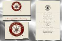Mississippi State University Graduation Announcements