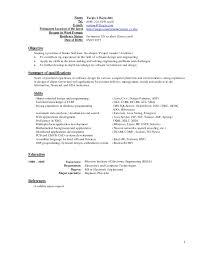 Download Current Resume Haadyaooverbayresort Com