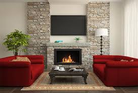 should you mount a tv over the fireplace pros cons