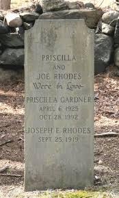 Priscilla Gardner Rhodes (1925-1992) - Find A Grave Memorial