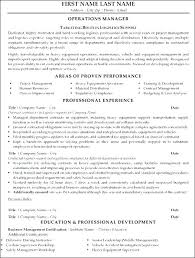 Logistic Coordinator Resume Fields Related To Logistics