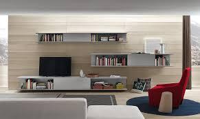 modern wall units living room designs