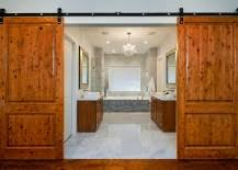 sliding barn doors for bathroom. Fine Doors Today We Take A Look At The Latest Entrant In This Lineup U2013 Sliding  Barn Door To Sliding Barn Doors For Bathroom D