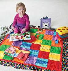 Toddle Time: Easy Template-Free Baby Quilt Pattern - The Quilting ... & Toddle Time: Easy Template-Free Baby Quilt Pattern Adamdwight.com