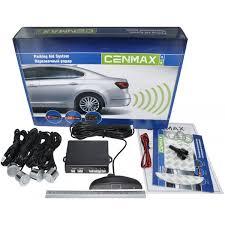 Парковочный радар <b>Cenmax PS</b>-<b>4.1 White</b>: купить за 1480 руб ...