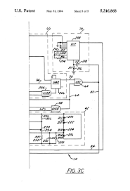 patent us5316868 dual battery switch circuit google patents patent drawing