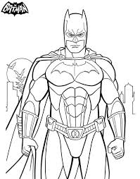 Small Picture Batman Coloring Pages Bestofcoloring Com Coloring Coloring Pages