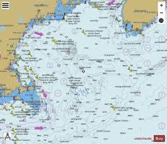 Gulf Of Maine Chart Gulf Of Maine And Georges Bank Marine Chart Us13009_p2154