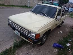 Used Car   Toyota 22R Honduras 1985   Parrilla de 22r