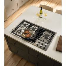 36 inch gas cooktop with downdraft. Simple Inch JennAir 36 For 36 Inch Gas Cooktop With Downdraft