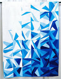 Contemporary Quilt Patterns Delectable Modern Quilt Pattern Ideas Icy Waters The Pattern For This Modern