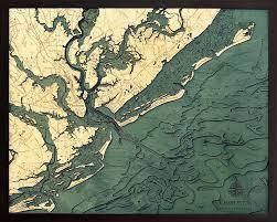 Charleston Nautical Chart