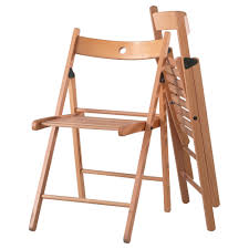 ikea terje folding chair you can fold the chair so it takes less space when