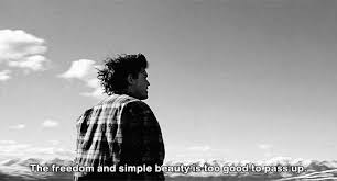 Into The Wild Quotes Inspiration Freedom Into The Wild Hippie GIF On GIFER By Budred