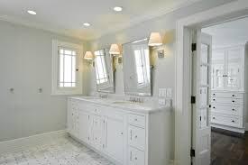 white bathroom floor:  marble tile bathroom floor ideas