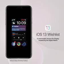 iOS 13 Wishlist: Always On Display — 9 ...
