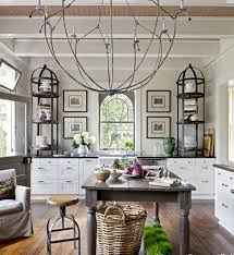 15 french inspired kitchen designs rilane for contemporary household french inspired chandeliers prepare