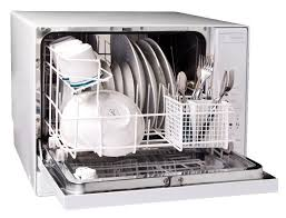 image of best smallest countertop dishwasher