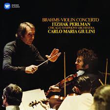 <b>Brahms</b>: Violin Concerto - Album by Johannes <b>Brahms</b>, <b>Itzhak Perlman</b>