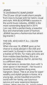 Jennie Hashtag On Twitter
