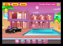 modern summer house design a free girl game on girlsgogames com