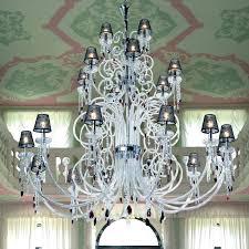 Intrecci 20851263 Kronleuchter Aus Glas Stoff Lampenschirme Artital Lighting Home Design