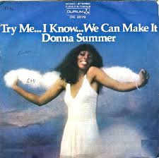 cover donna summer try me i know we can make it