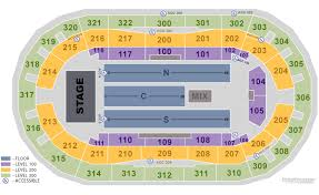 Pepsi Coliseum Seating Chart Related Keywords Suggestions