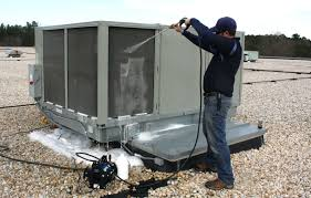 HVAC system cleaning