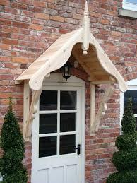 canopy front door canopyfrt curved glass front door canopy