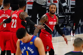 The nuggets average 115.1 points per game against the trail blazers' 116.1, amounting to 3.2 points over the contest's point total of 228. Uual2vysplflum