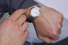 how to clean your watch lavalier