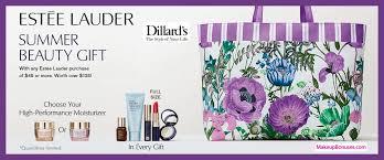 dillard s summer beauty gift estée