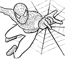 printable coloring pages spiderman. Interesting Printable Spider Man Coloring Sheet Amazing Pages Printable  Free Colouring To  For Printable Coloring Pages Spiderman G