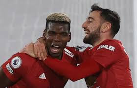 It's good to remember what a happy couple these two were. Paul Pogba Jokes About Man Utd Teammate Bruno Fernandes Only Weakness Metro News