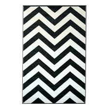 black and white chevron rug area rugs medium size of recycled project 62tm