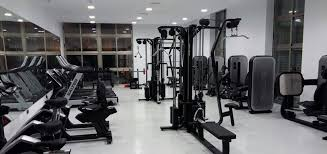 the munil sports center of aldaia valencia spain renews its new fitness and